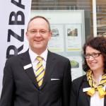 Nils-Peter Voss und Petra Janke
