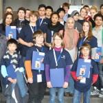 Otto-Hahn-Schule erhält  den Jugend forscht Schulpreis 2012