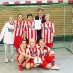 Gymnasium Farmsen wieder erfolgreich beim Uwe-Seeler-Pokal 2012