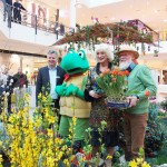 Großen Blumen- und Blütenausstellung im QUARREE Wandsbek