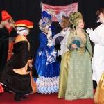 Venezianischer Kostümzauber & Magie der  Masken