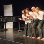 Playback-Theater Abend: Wir spielen, was Sie erzählen