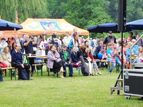 Sommerfest in Wandsbek