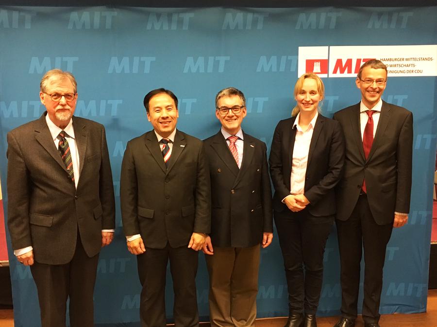 Vorstandswahlen der Hamburger Mittelstandsvereinigung