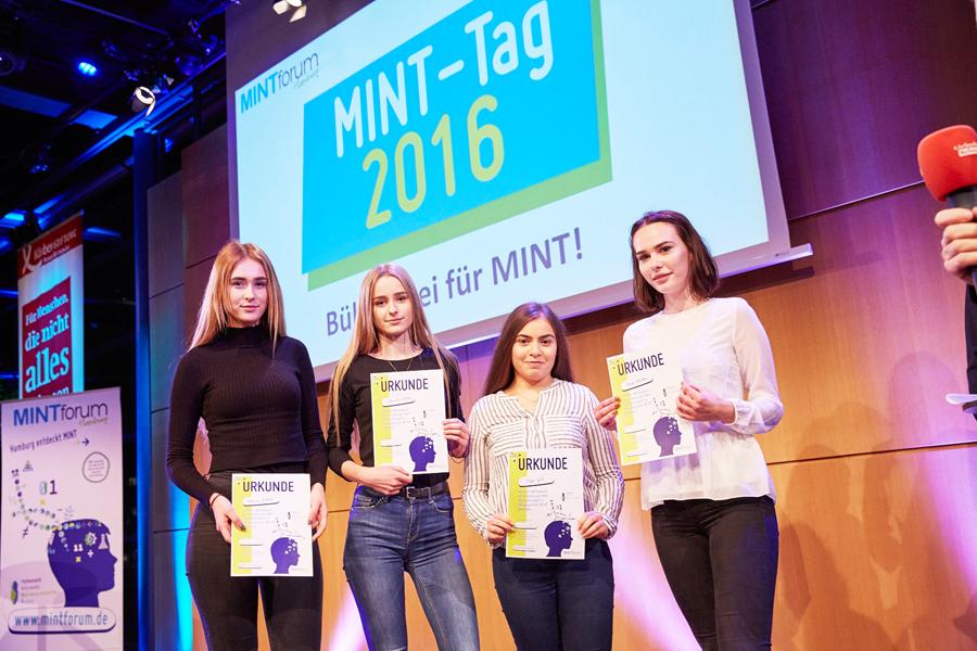Gymnasium Farmsen erneut im Bereich MINT erfolgreich
