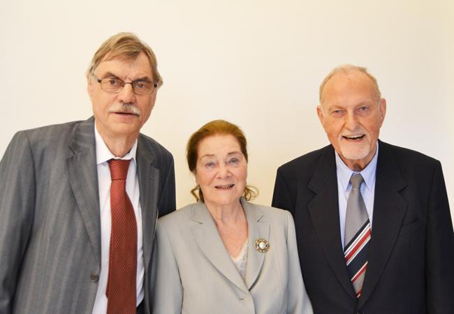 Seniorendelegiertenversammlung Wandsbek wählt neuen Vorstand