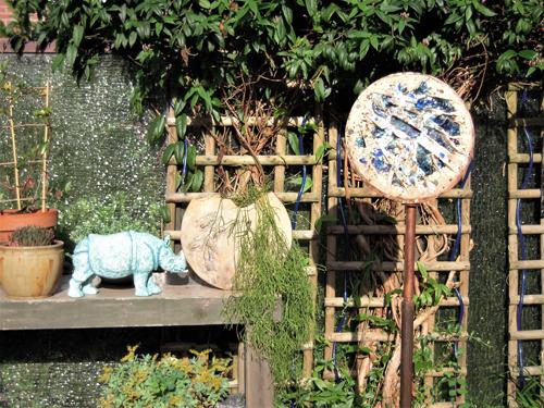 Kunst im Garten – Gartenkunst