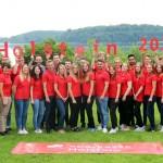 Sparkasse Holstein begrüßte 29 Berufsstarter mit einer besonderen Einführungs-Woche