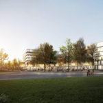 Deutsche Investment errichtet durch Nachverdichtung 75 neue Wohnungen in Hamburg-Rahlstedt