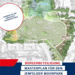 Vorstellung des Masterplans zur Weiterentwicklung des Jenfelder Moorparks