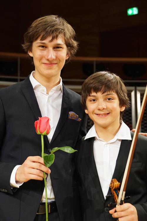 Violin-Rezital