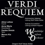 Verdi Requiem in Farmsen
