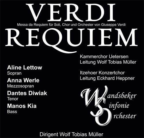 Verdi Requiem in Farmsen