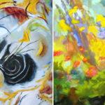 Von irdischen Landschaften und fernen Welten – Kunst trifft Physik