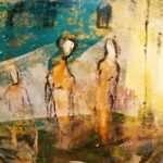 """Kunstausstellung """"Bewegte Bilder – Aktuelle Werke des Künstlers Rolf Becker"""""""