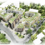 Neugestaltung des Nahversorgungszentrums Großlohe