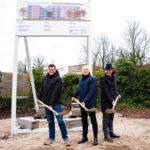 Spatenstich für erstes BUDNI-Sozialwohnungs-Bauprojekt