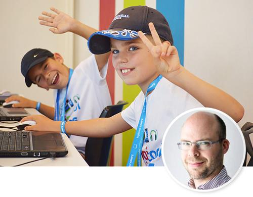 Logiscool: Programmieren spielerisch lernen – für Kinder und Jugendliche